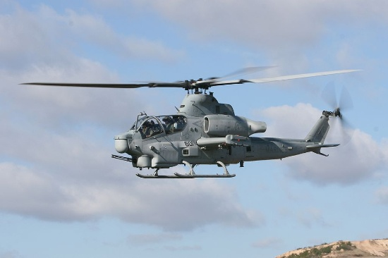 AH-1Z Viper des U.S. Marine Corps - Light Attack Helicopter Training Squadron 303 - ©USMC 081219-M-2708O-107